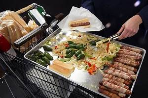 Hot Dog Stand : how to make your own bacon wrapped hot dog cart ~ Yasmunasinghe.com Haus und Dekorationen
