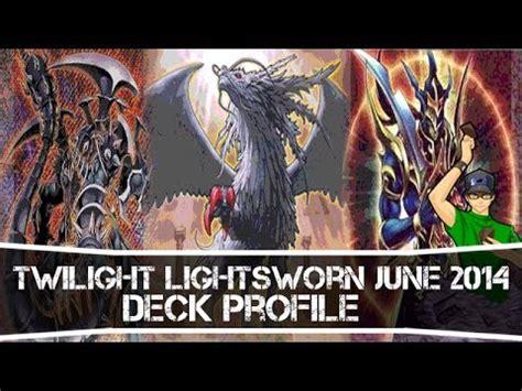 Best Lightsworn Deck April 2015 by Best Lightsworn Chaos Deck July