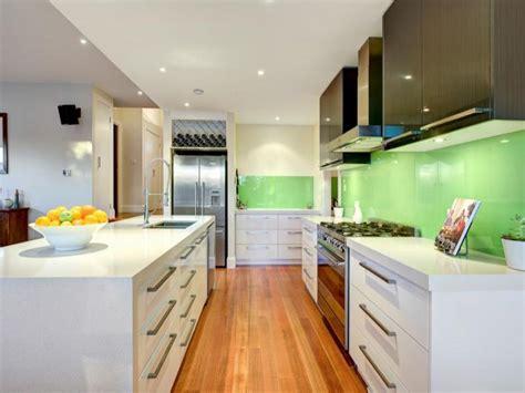 single line kitchen design modern single line kitchen design using floorboards 5262
