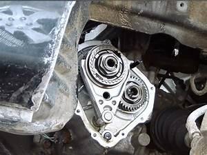 Replacing 5th Gear  U0026 Synchro Ring On A 04-09 Mazda 3