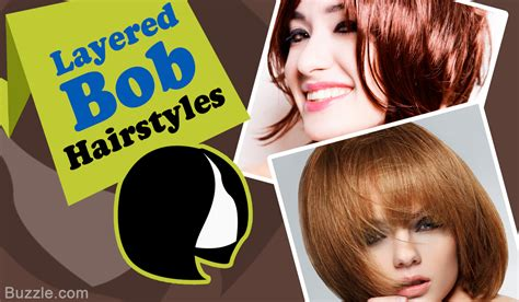 Show Off Your Tresses With These Sassy Layered Bob Hairstyles