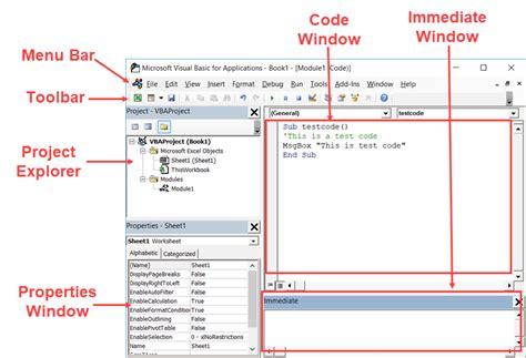 excel developer mode shortcut