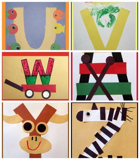 letter of the week crafts for preschoolers crafts 151 | ad6508e8d3d9d4ec81ca4be97441dc1b