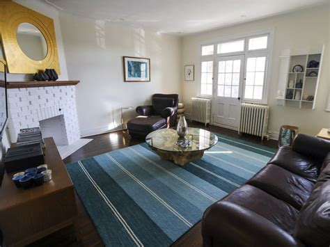 The Living Room Montreal :  Older N.d.g. Home Came With Plenty Of Problems