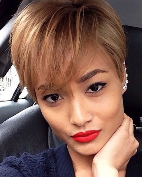 short haircuts  famous women cool short hairstyles page  hairstyles