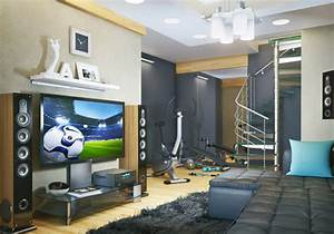 Diverse and Creative Teen Bedroom Ideas by Eugene Zhdanov ...