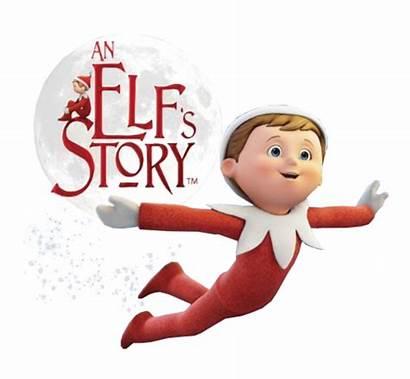 Elf Shelf Story Fun Network Sprout Elfs