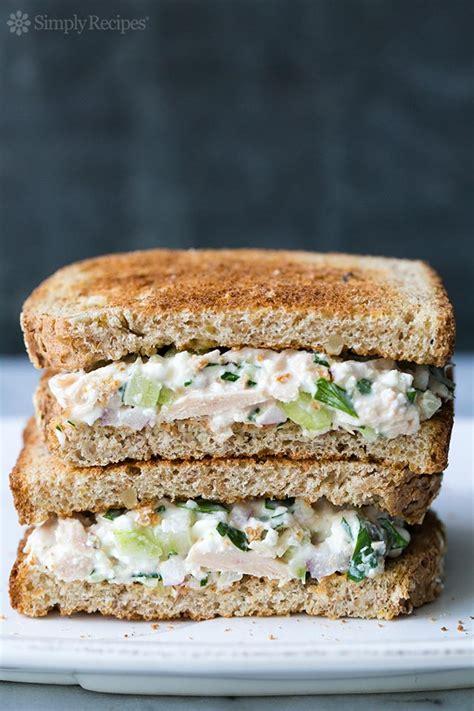 tuna salad sandwich recipe simplyrecipescom