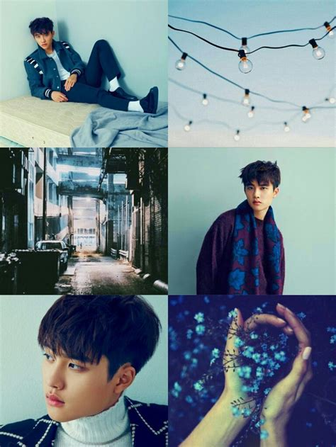 exo  kyungsoo wallpaper lockscreen aesthetic
