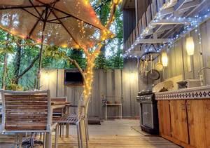 Outdoor kitchen lighting essentials for a good