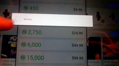 jak kupic robuxy na tablecie bez karty kredytowej youtube
