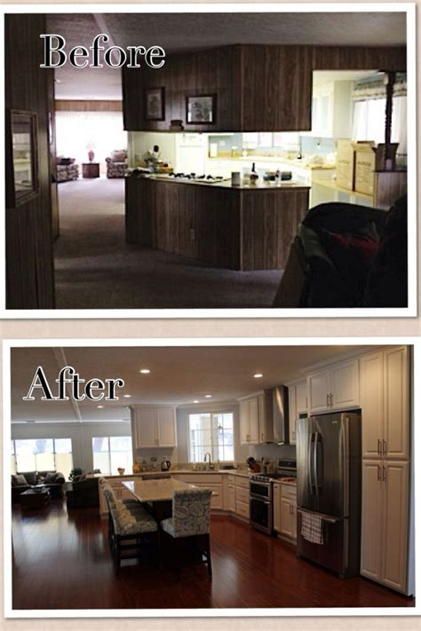 manufactured housing remodels finding open spaces modular homes