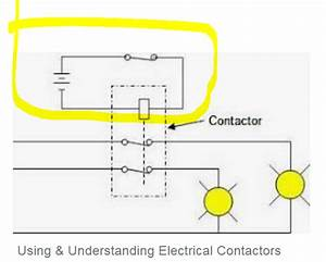 Why Do Electricians Use Contactors For Lighting Instead Of