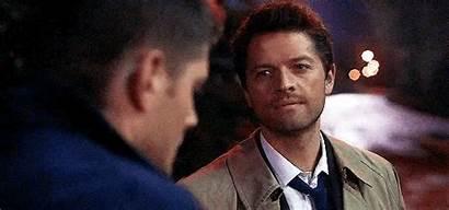 Supernatural Castiel Dean Jensen Kiss Chuck Misha