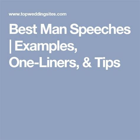 man speech examples ideas  pinterest