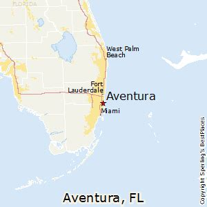 best places to live in aventura florida