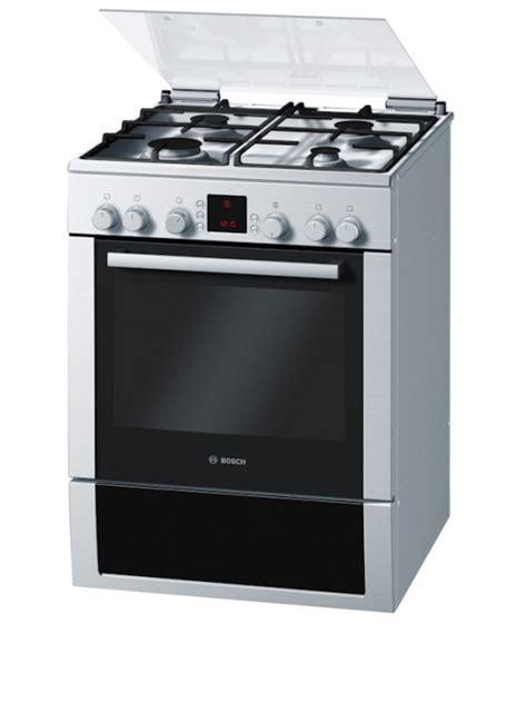 Bosch 600mm Free Standing Gas Oven | Bosch Appliances
