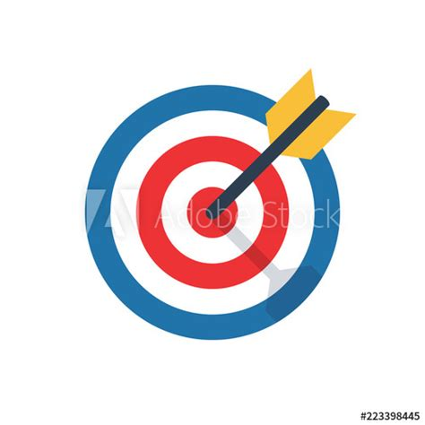 Objective Creator by Target Challenge Objective Icon Buy This Stock Vector