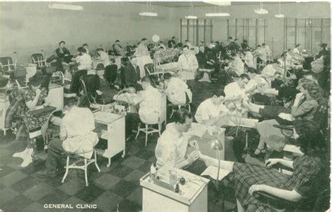 medical schools chicago history  postcards