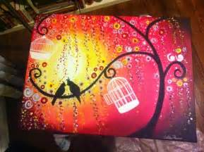 Easy Abstract Acrylic Painting Ideas for Beginners