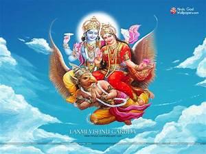 laxmi vishnu garuda wallpaper | Lord Vishnu Wallpapers ...