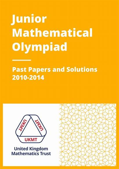 Olympiad Papers Past Junior Mathematical Challenge 2004