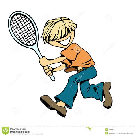 anime based on badminton badminton boy stock image image 10688241