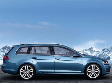 Volkswagen Golf Variant (2014) picture #11, 1600x1200