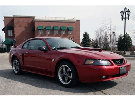 2004 Ford Mustang Gt by 2004 Ford Mustang Gt Sports Cars Plainfield Illinois