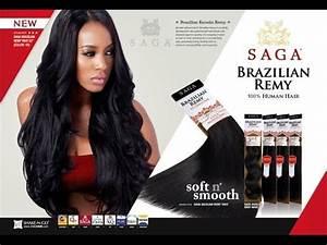 Saga Brazilian Remy Hair Review YouTube