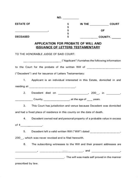letter of testamentary 2 letter of testamentary fill
