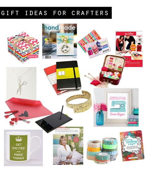 gifts for crafters 18 awesome gift ideas for the artist crafter or diyer
