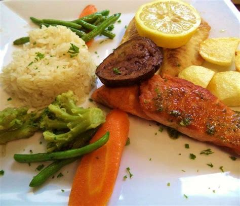 ociani restaurant luxembourg menu lu