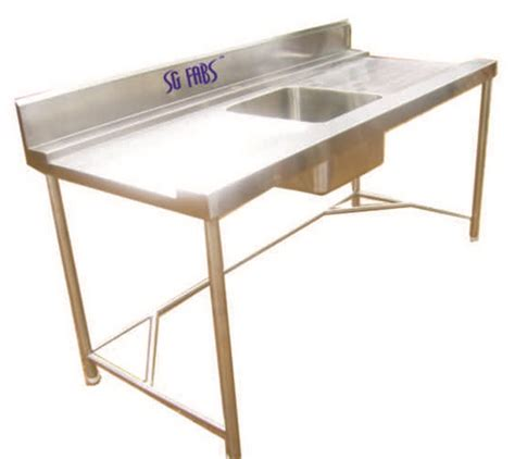 portable cing sink table processing table with sink 28 images processing sinks