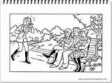 Coloring Amika Pages sketch template