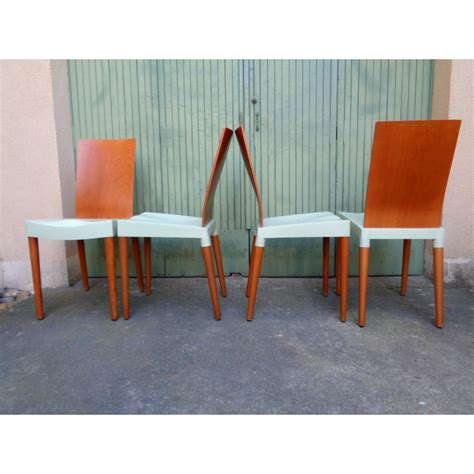 chaises philippe starck kartell masters chairs kartelle