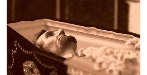 Casket Redd Foxx Open Funeral