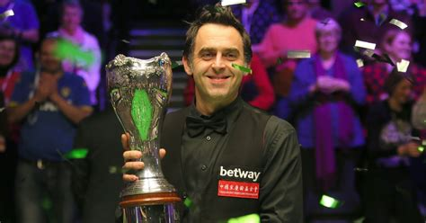 He beat his fellow englishman in convincing fashion at the world famous crucible theatre, winning 18 frames to his opponent's eight. Ronnie O'Sullivan wins sixth UK Championship with 10-5 ...