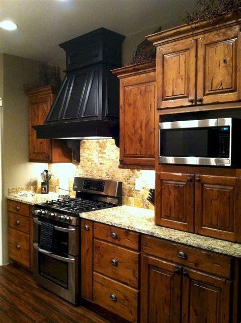 microwave in kitchen cabinet best 25 pine kitchen cabinets ideas on pine 7490