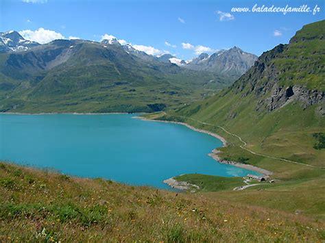 le lac du mont cenis en haute maurienne