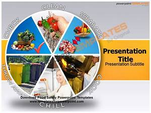 pin by templates for powerpoint templates on 3d animated With food safety powerpoint template