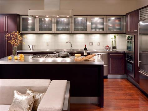 kitchen cabinet lighting ideas cabinet kitchen lighting pictures ideas from hgtv