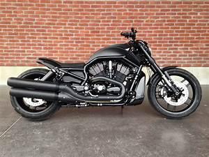 Harley Davidson Fr : harley davidson muscle full black borie jrm colors ~ Medecine-chirurgie-esthetiques.com Avis de Voitures