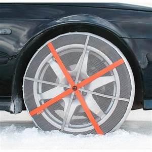 Chaussette A Neige : chaussette a neige chaine ou chaussette neige et pneu hiver ~ Teatrodelosmanantiales.com Idées de Décoration