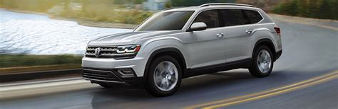 volkswagen atlas trim updates