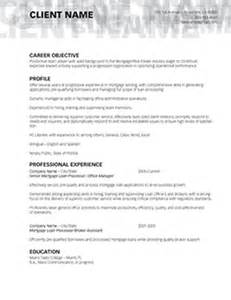 exle of complete resume resume sles and resume exles