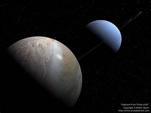Life Beyond Earth: A Day on Triton (Neptune's Largest Moon):