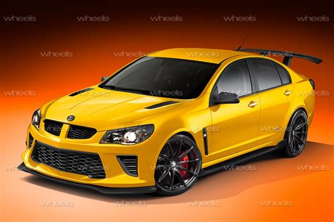 HSV GTS-R engine confirmed
