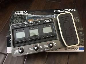 Zoom G3x Multi
