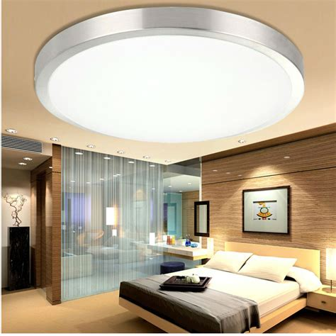 Led Lights For Room Aliexpress by Led Ceiling Lights Dia 350mm Ac 110v 120v 130v 16w 36w 45w